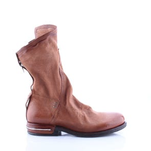 WHISKEY CLASSIC MID CALF BOOT - SAMPLE SALE SIZE 37 - FINAL SALE