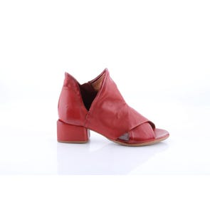 GINGER PEEPTOE LOW HEEL- SAMPLE SALE SIZE 37 - FINAL SALE