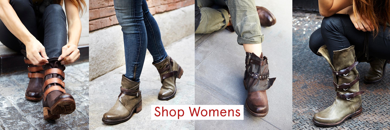 AS98 Shop Womens